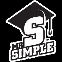 Mr. Simple logo